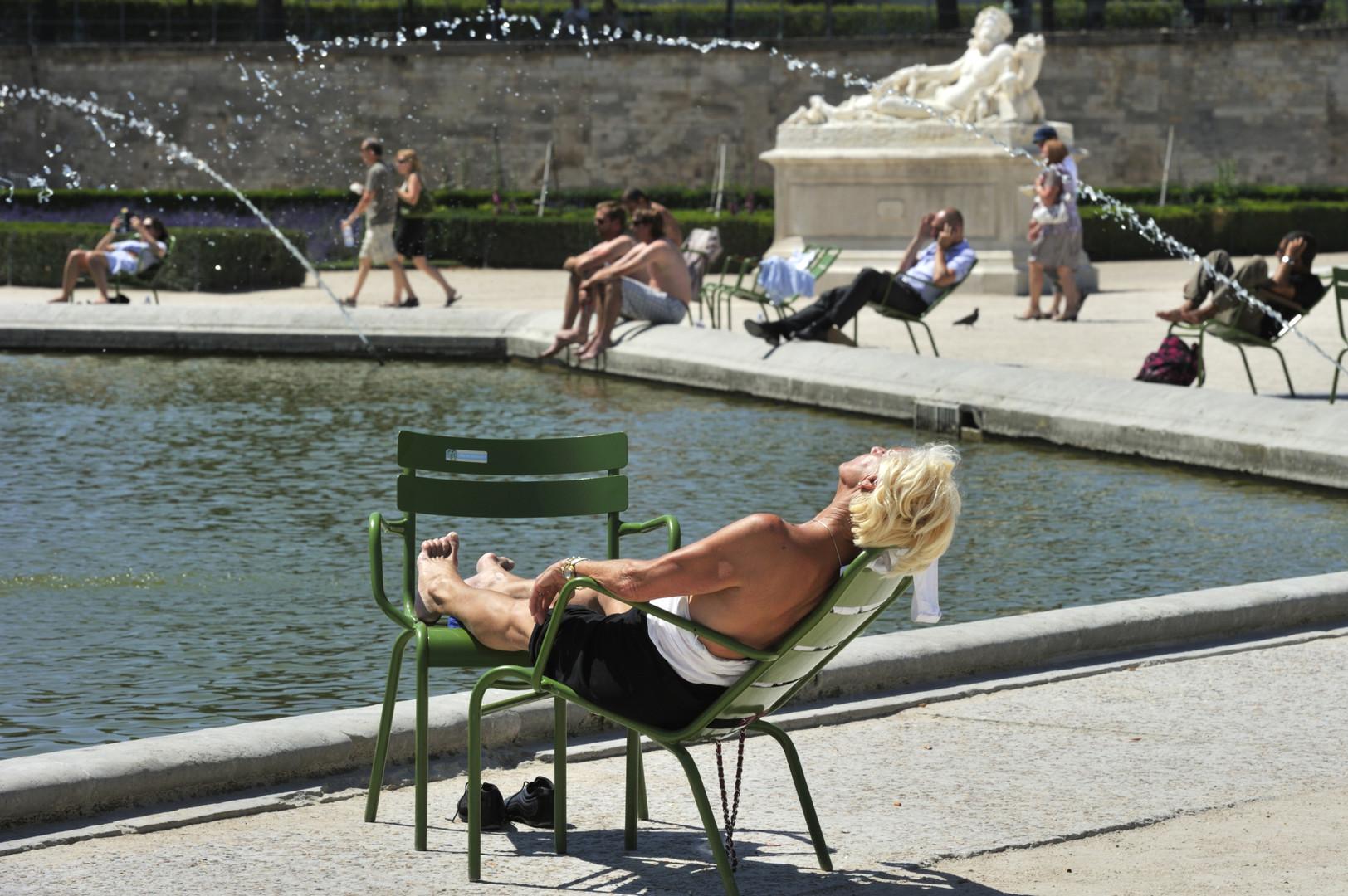لأول مرة في تاريخ تدوينها.. درجة الحرارة تتجاوز الـ45 في فرنسا!