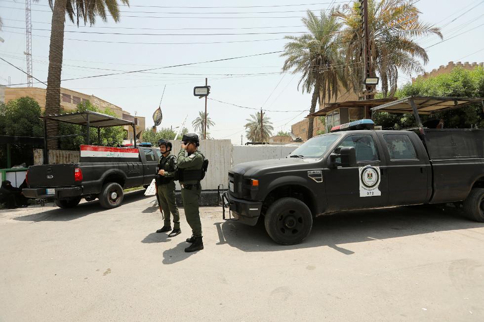 حزب الله العراقي يكشف لـRT أنه رعى إقتحام السفارة البحرينية وأن معظم المقتحمين من عناصره