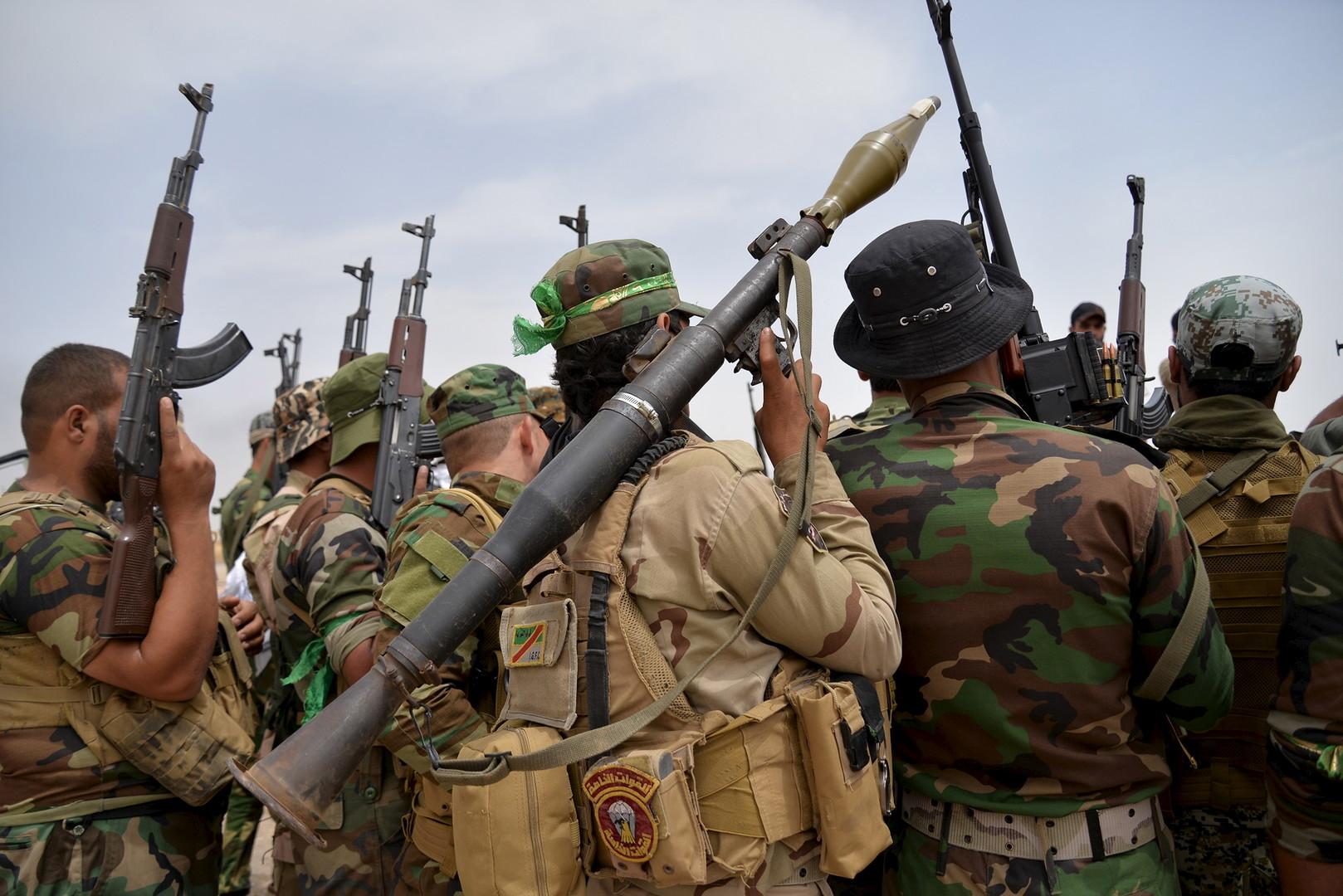 وفاة قيادي في الحشد الشعبي بعد تعرضه للتعذيب على يد الشرطة العراقية