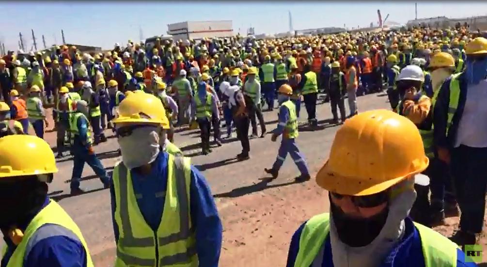 اعتداء على مهندسين أردنيين في كازاخستان والخارجية تكشف السبب
