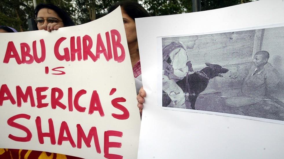 مظاهرة ضد غزو العراق - أرشيف