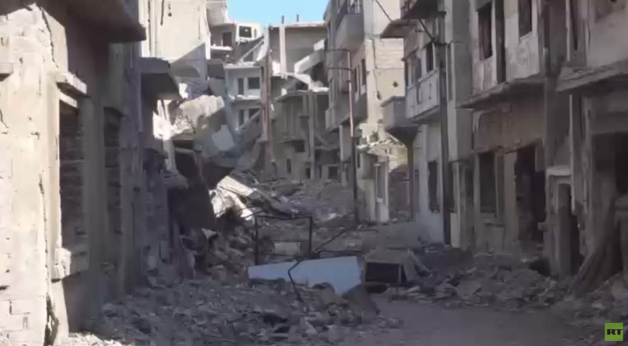 صعوبات تواجه عودة الأهالي إلى حمص