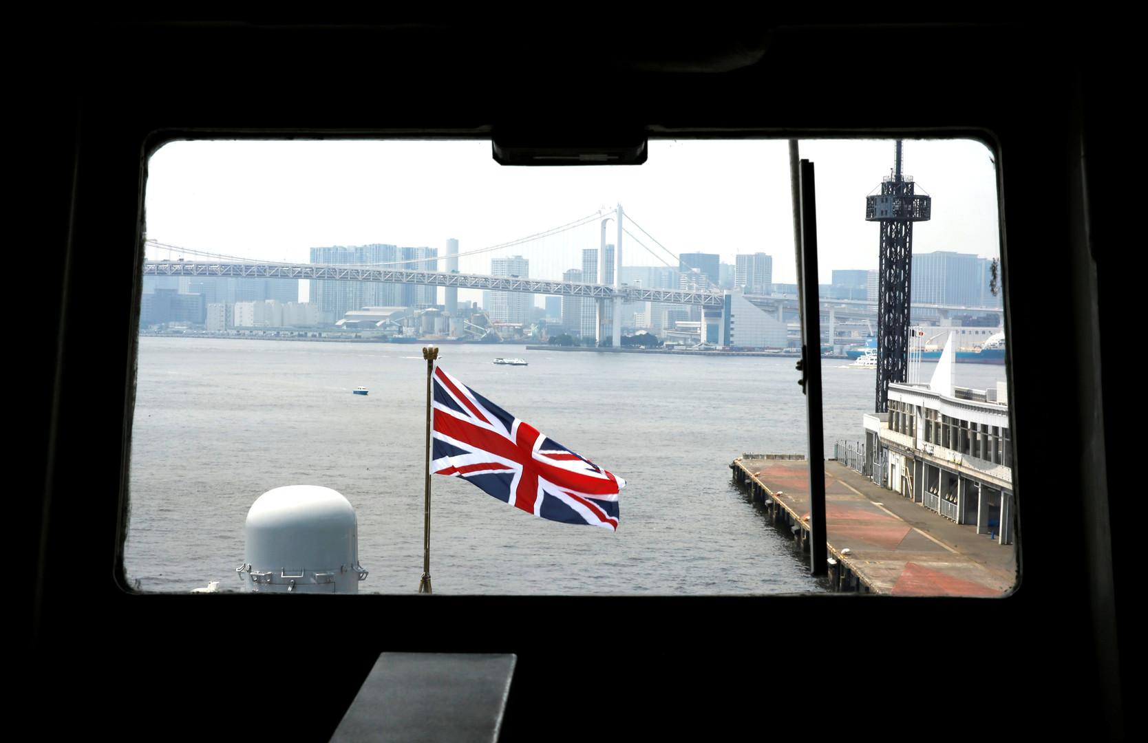 بريطانيا ترسل أكبر قوة بحرية منذ 100 عام إلى حدود روسيا الغربية