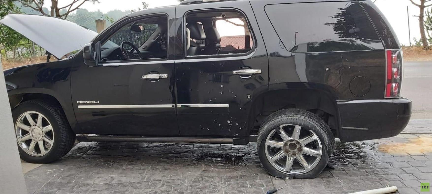لبنان.. قتيلان بإطلاق نار على موكب وزير في