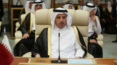 What is the truth about the withdrawal of the Qatari delegation from the Mecca Summit?