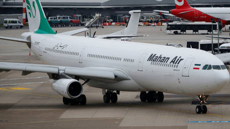 Iran has filed a complaint with ICAO regarding the failure to supply its aircraft at some international airports with fuel