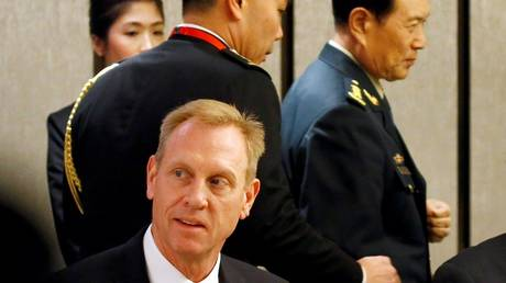 """shanahan accuses """"elements"""" of destabilizing asia"""