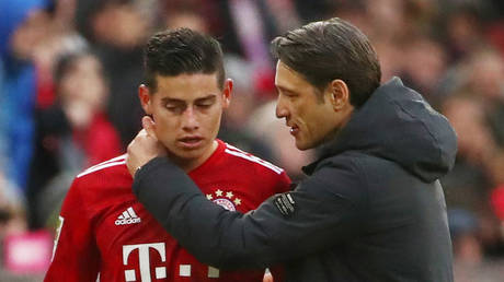 Real Madrid coach Jose Rodriguez refuses to stay with Bayern Munich