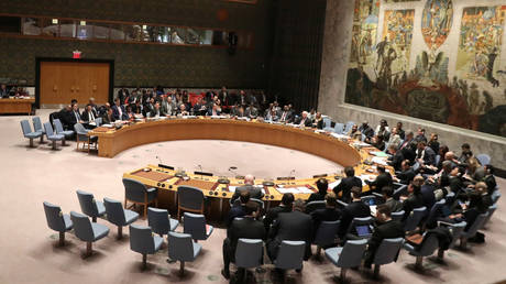 The Security Council fails to issue a statement on Sudan because of China's objections