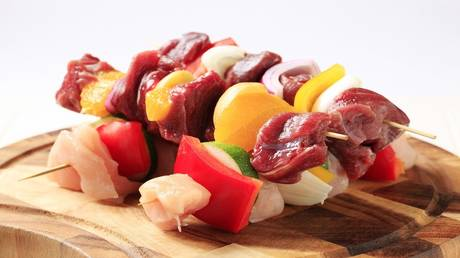 Detection of harmful red and white meat alike