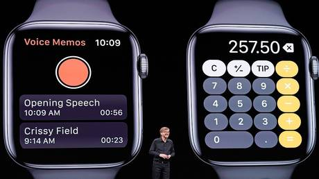 """apple"" adds new features and important to its smart hours"