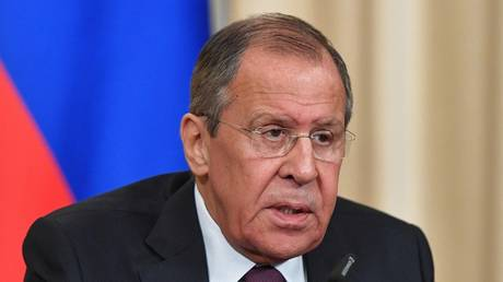 lavrov: us will not offer military intervention in venezuela