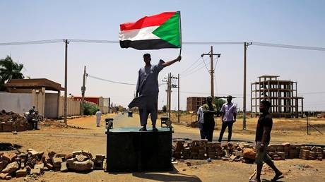 The European Union calls on foreign powers to refrain from interfering in Sudan's affairs