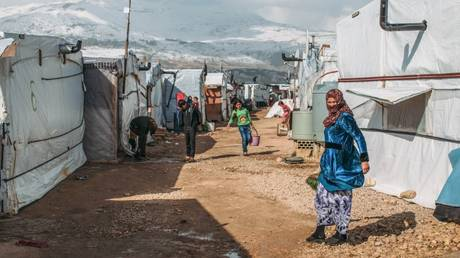 Lebanon to open investigation into burning of Syrian refugee camp