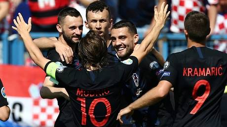 Croatia beats Wales in Euro 2020 qualifiers