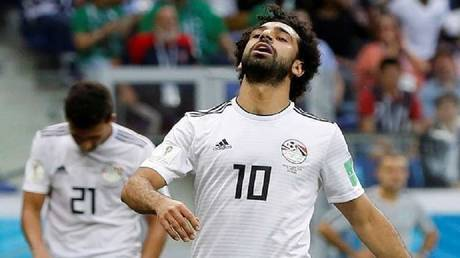 The possibility of the absence of Pharaoh Salah for the upcoming Egypt game