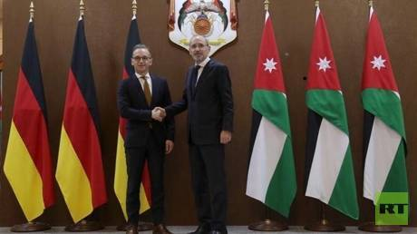 safadi and mas are discussing developments in the region