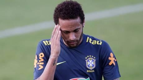 paris saint-germain announces the absence of neymar