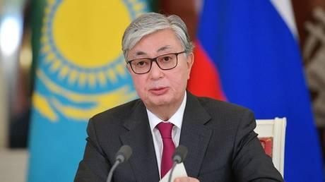 kazakhstan .. polls show tokayev win in presidential election