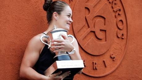 Roland Garros is the winner of the tennis professional rankings