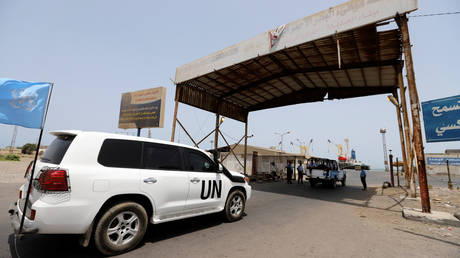 UN mission: Houthi forces have not been present in three major Yemeni ports for a month