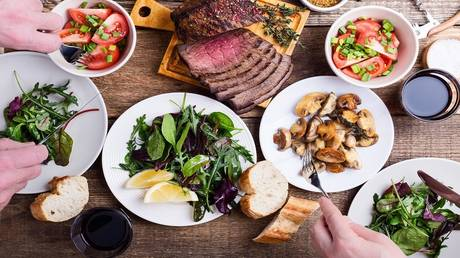 Food Non-consumption reduces the risk of premature death!