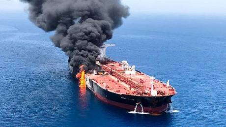 ANKARA: Concerned about targeting commercial ships in the Gulf for the second time in a month