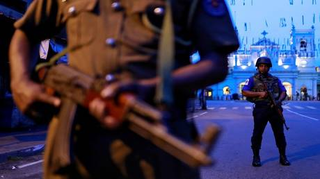 Sri Lanka recovers five wanted men from UAE over Easter attacks