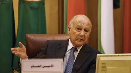 aboul gheit: iran is pushing for a confrontation that will not be handed over by any party