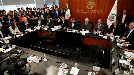mexico: we will reciprocate if washington charges