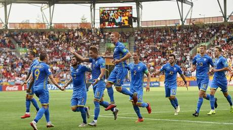 Ukraine crowned World Youth Cup (Video)