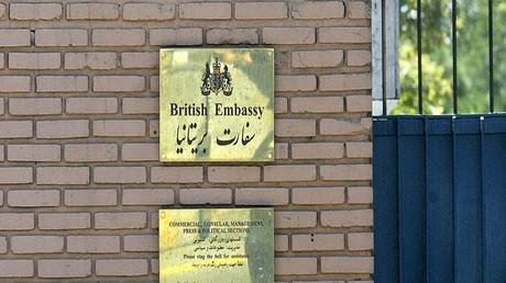 the british ambassador comments on an incident summoned by the iranian foreign ministry