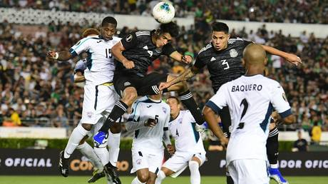 Golden Cup 2019 .. A strong start for Mexico and Canada