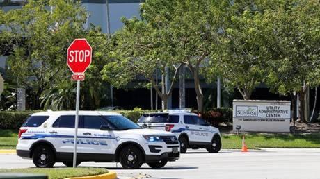US police kill young man shot at federal court