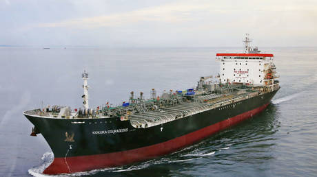 russian intelligence: we hope that the accident of oil tankers in the gulf of oman to the acts of war