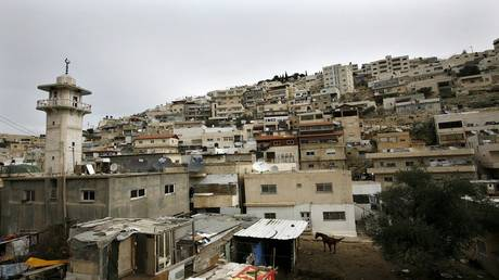 municipality of jerusalem launches the names of 5 rabbis on the streets in the town of silwan