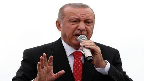 erdogan: a million syrians will return to their country after the declaration of the safe area