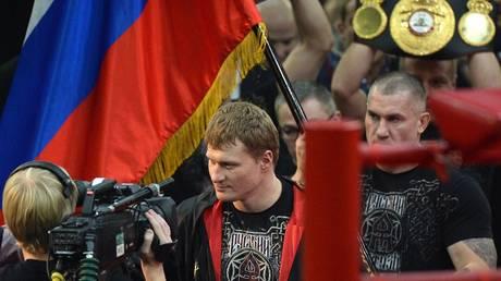 Russian Povtkin will not participate in a Boxing Night in Saudi Arabia