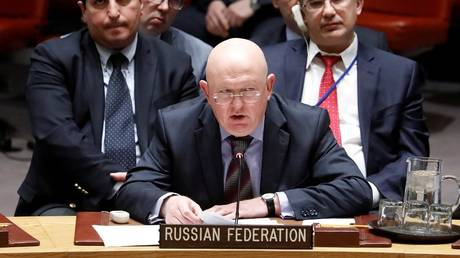Moscow rejects accusations about escalation in Idlib