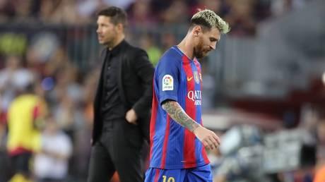 Simeone: Messi does not compete with Maradona but Ronaldo!