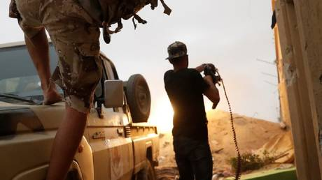 News on the control of the Libyan government forces of reconciliation on the city of Gharian and entry into the operations room of the National Army
