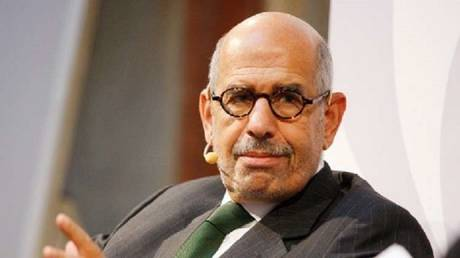 """elbaradei on """"bahrain workshop"""": an open fraud that should be rejected by everyone"""