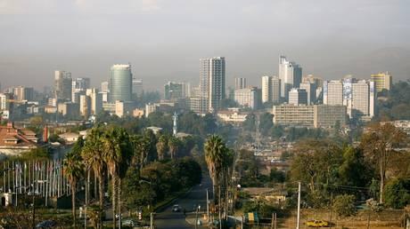 Ethiopian authorities detain spokesman for Amhari political party