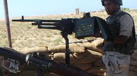 مقتل 8 رجال أمن مصريين والقضاء على 5 مسلحين بهجوم شمال سيناء