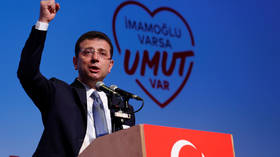 تفوق مرشح المعارضة لرئاسة بلدية اسطنبول على مرشح أردوغان في استطلاعات للرأي
