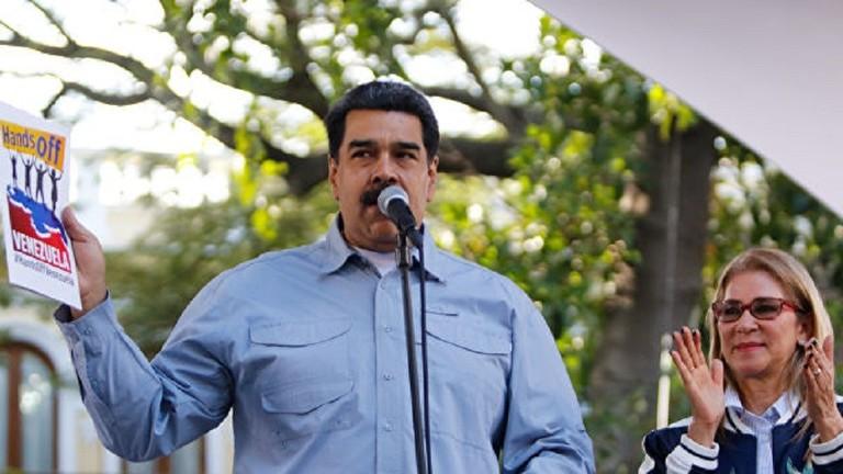 مادورو: مستعدون للحرب الانتخابية في أي مكان وزمان