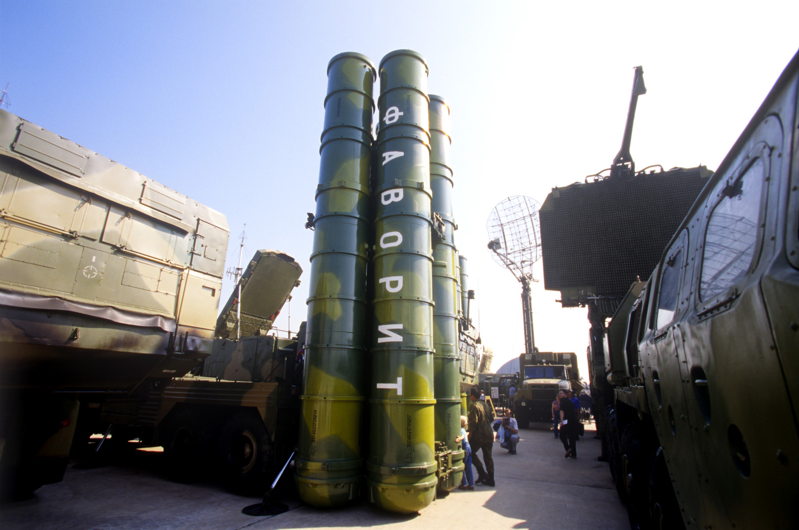تقرير إسرائيل: روسيا استكملت نصب جميع بطاريات صواريخ