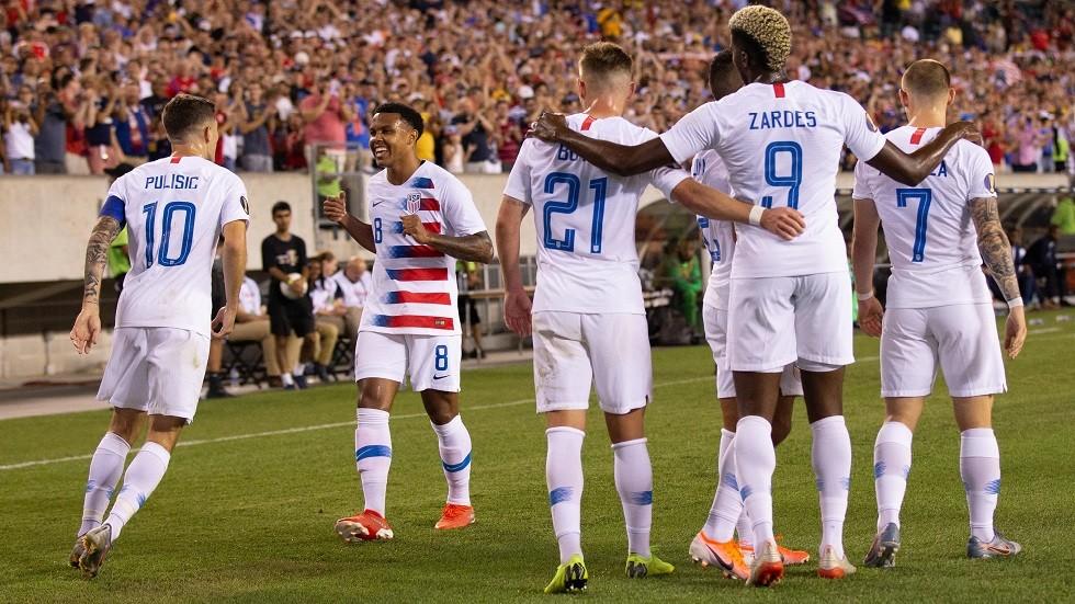 الكأس الذهبية.. الولايات المتحدة وجامايكا تكملان عقد نصف النهائي