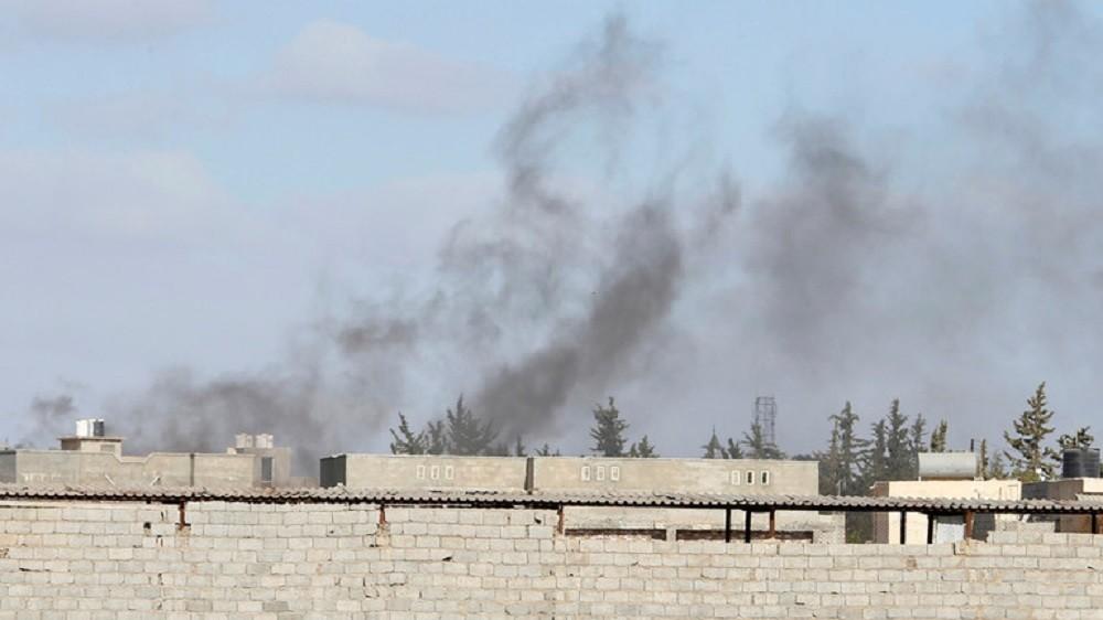 مسؤول في قوات حفتر: سنشن غارات مكثفة على طرابلس