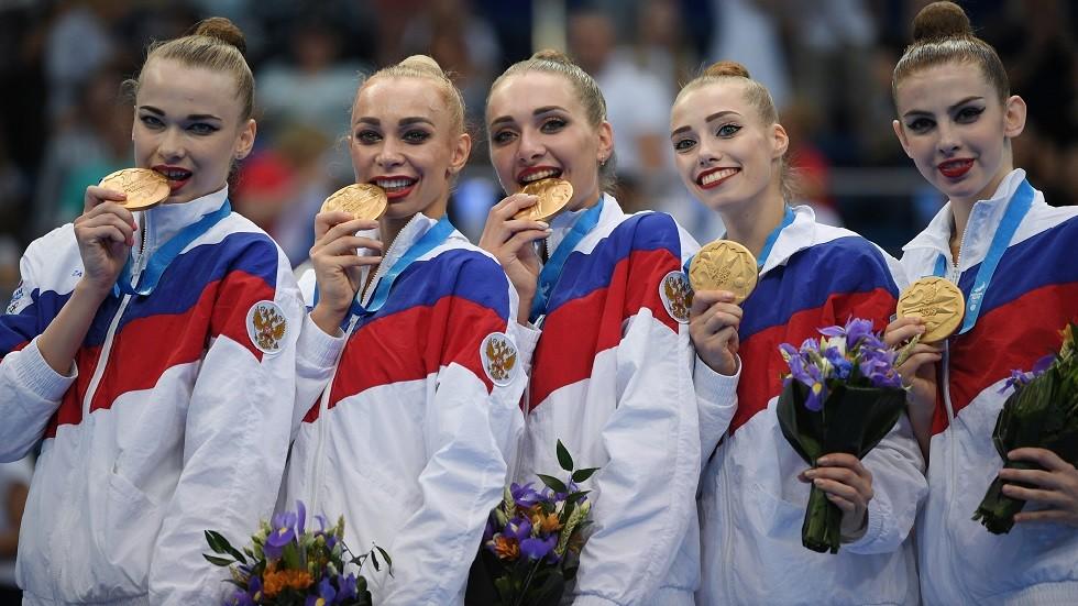 روسيا تتربع على صدارة جدول ميداليات الألعاب الأوروبية الثانية